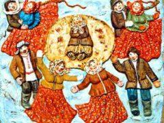 Проводы зимы в 2020 году - веселый языческий праздник